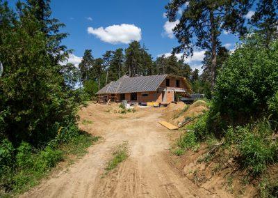 Hostel u šumi Borik